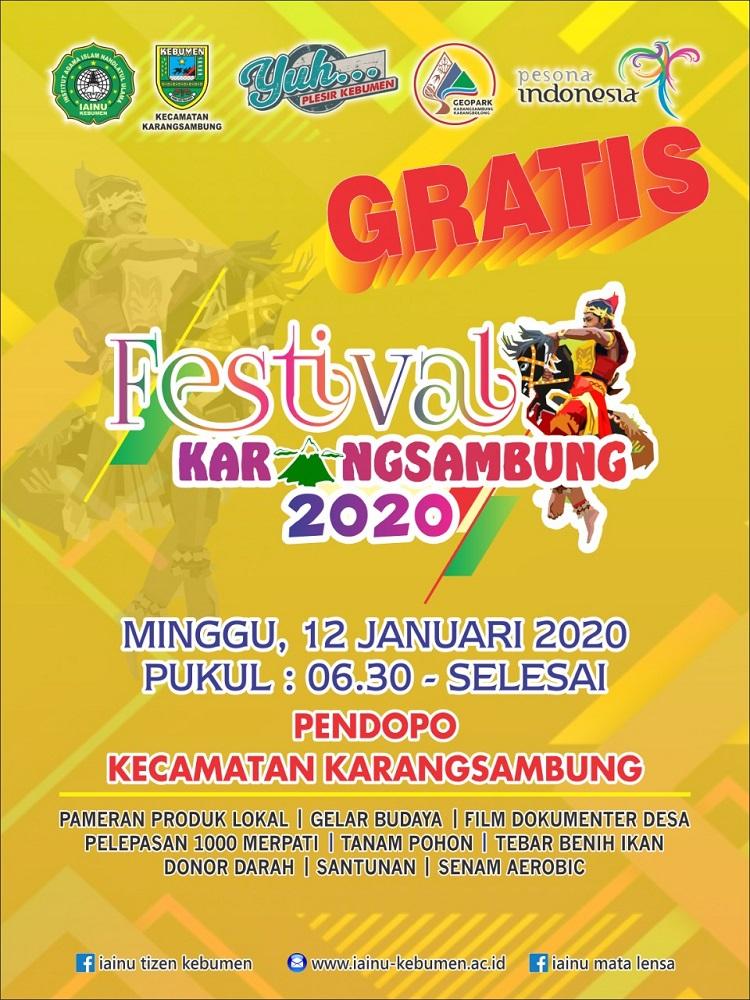 FESTIVAL KARANGSAMBUNG 2020
