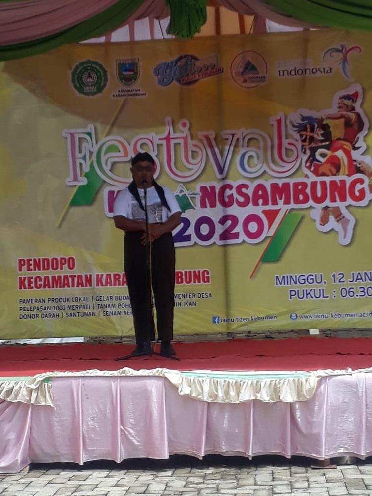 FESTIVAL KARANGSAMBUNG 2020 '