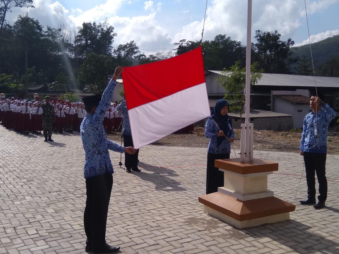Kecamatan Karangsambung Gelar Upacara Peringatan Hari Sumpah Pemuda ke-91