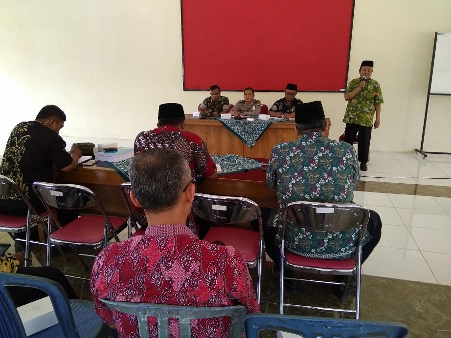 Konferensi Dinas Kecamatan Karangsambung